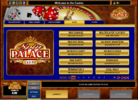 del Casino Spin Palace